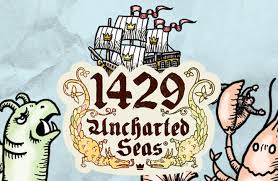 Uncharted Seas Slot