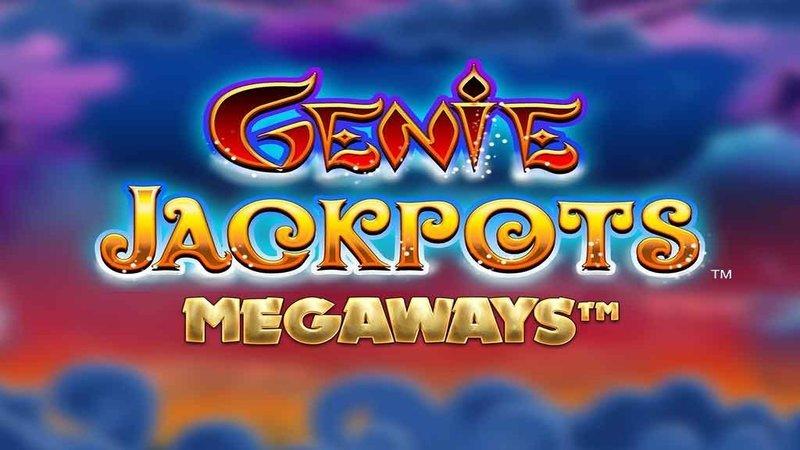 genie jackpots megaways bonus buy