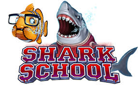 shark school slot